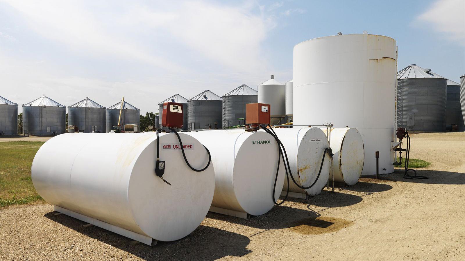 Хранение дизельного топлива: как, где и насколько долго?