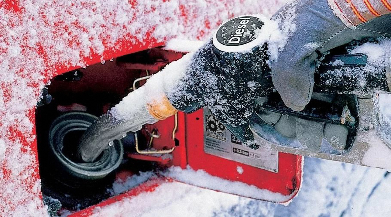 Из-за чего дизельное топливо замерзает зимой