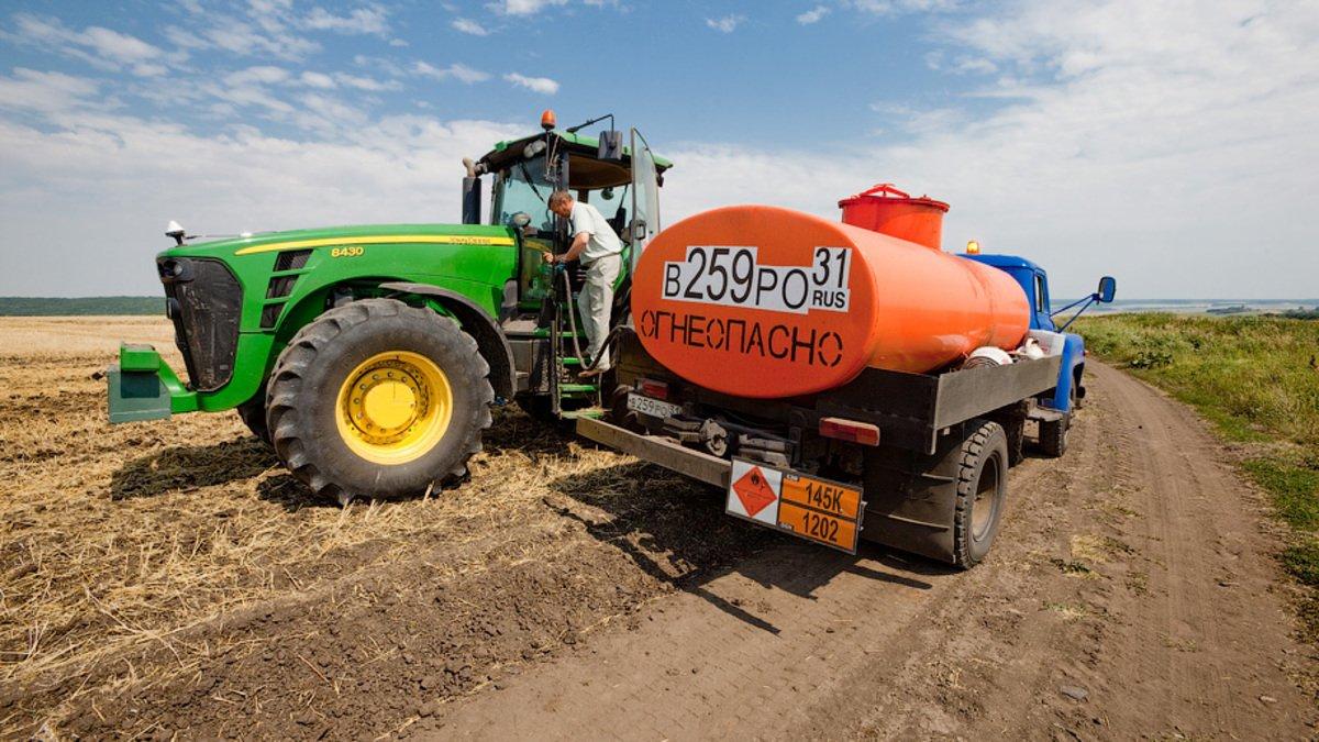 Почему сельскохозяйственные организации часто закупают дизельное топливо оптом?