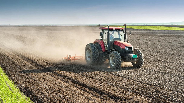 Трактора на дизельном топливе