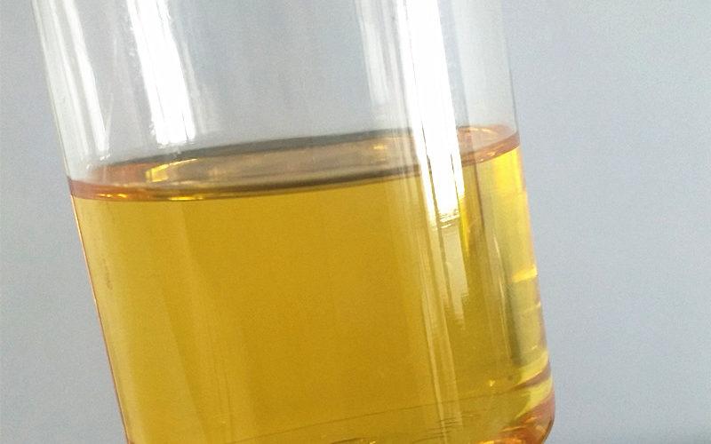 Цвет дизельного топлива желтый