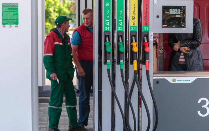 ТОП-10 автозаправок России по качеству дизельного топлива
